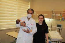 Yeni doğulmuş körpədə mürəkkəb ürək qüsuru aradan qaldırıldı (FOTO) - Gallery Thumbnail