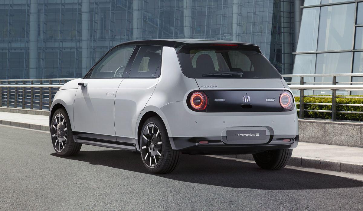 Honda ilk tam elektrik avtomobilini 30 oktyabrda satışa çıxaracaq (FOTO) - Gallery Image