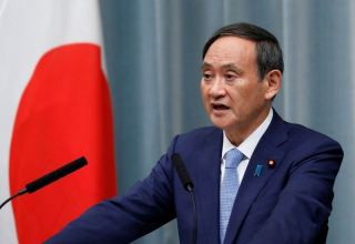 Japan's new PM Suga to meet with Pompeo in October