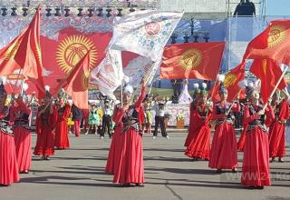 Independence Day of Kyrgyzstan. Country's path of development