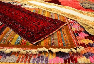 Turkish Trade Ministry says carpet exports to Morocco down