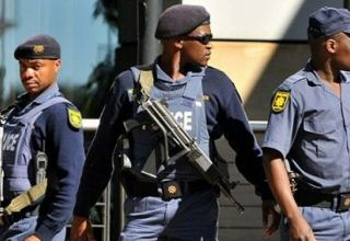 S. African police working hard to curb violence against women: minister
