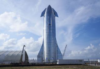 SpaceX's Starship prototype lands successfully during trials in Texas