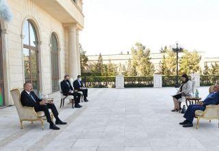 Заявление  Президента Азербайджана  в присутствии посла Греции — серьезное послание мировому сообществу — депутат