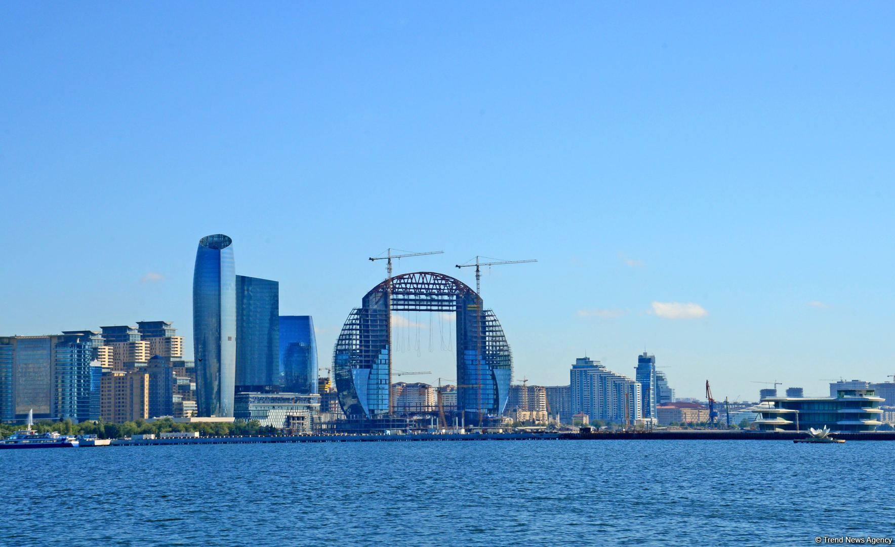 Azerbaijan developing transit trade by using advanced int'l experience