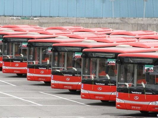 Iran to produce more buses for public transportation fleet
