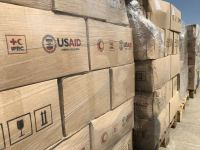 USAID Supports Delivery of Food and Hygiene Supplies for 3,500 Vulnerable Families by Azerbaijan Red Crescent Society (PHOTO) - Gallery Thumbnail