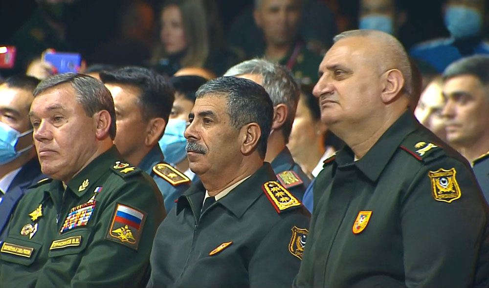 Azerbaijan Defense Minister attended the closing ceremony of International Army Games-2020 (PHOTO) - Gallery Image