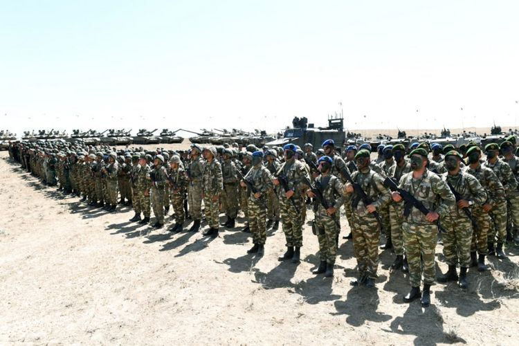 Defense Ministry: No problems with medical, blood supplies in Azerbaijani army