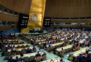 UN office announces agenda of special session of General Assembly on COVID-19 initiated by Azerbaijani president
