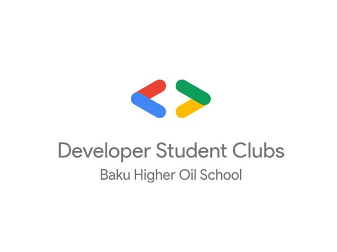 Google's Developer Students Club will be created at Baku Higher Oil School for the first time in Azerbaijan