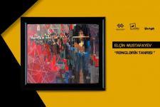 Азербайджанские художники выставили свои работы на продажу (ФОТО) - Gallery Thumbnail
