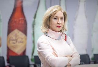 Azərbaycanlı qadın Coca-Cola şirkətinə baş direktor təyin edildi (FOTO)