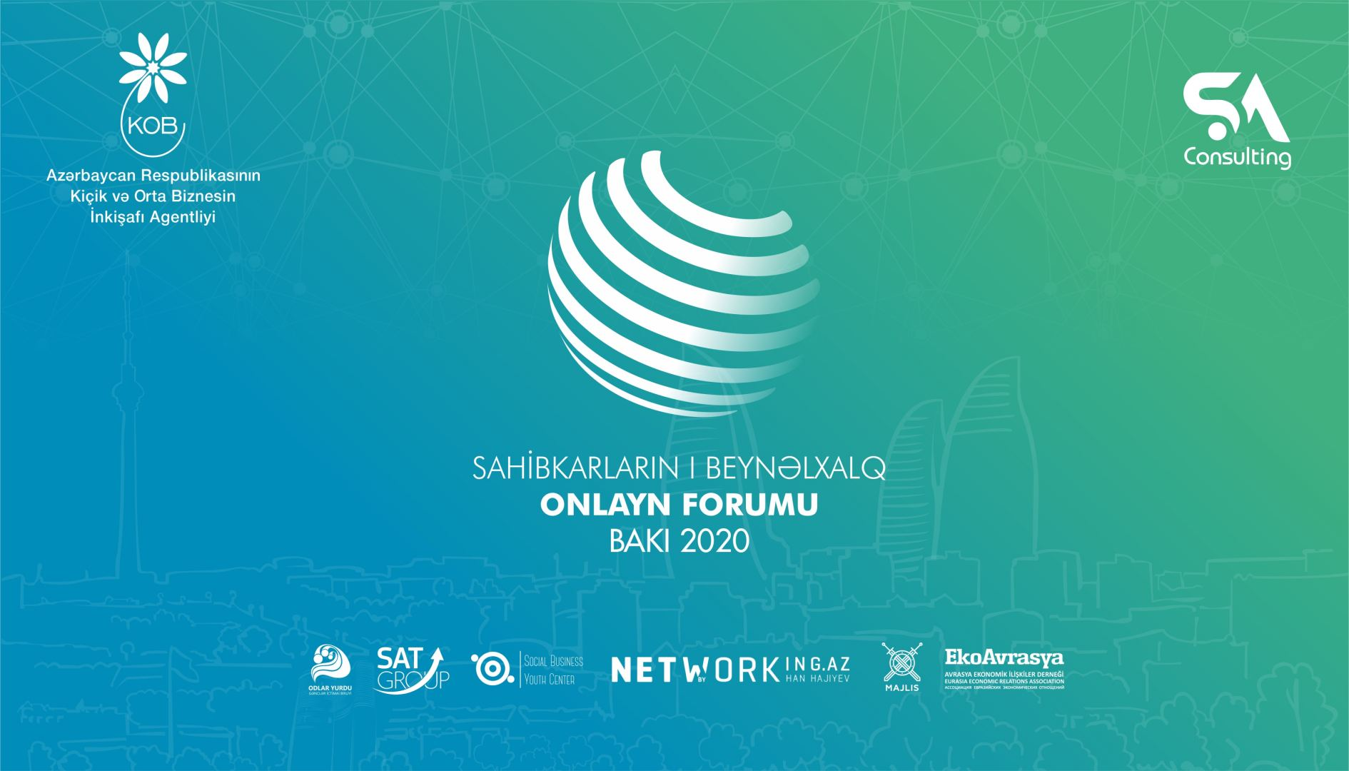Azerbaijan to host first online forum of entrepreneurs