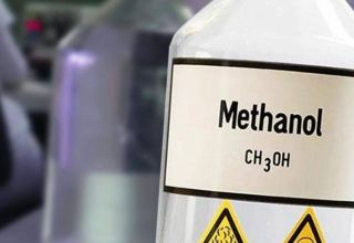 Azerbaijan discloses volume of methanol exported in 2020