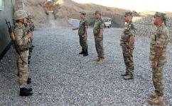 Помощник Президента Азербайджана посетил воинские части в прифронтовой зоне (ФОТО) - Gallery Thumbnail