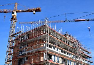 Long-term loans for construction sector in Azerbaijan increase
