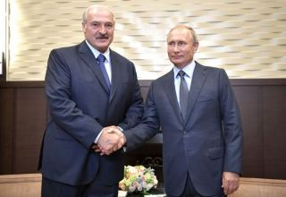 Lukashenko, Putin agree to meet soon