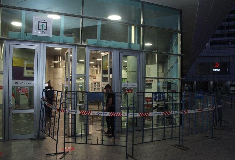 Bakı metrosu 72 gün sonra (FOTO) - Gallery Image