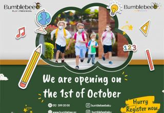 """Time for """"Back to School"""" at Bumblebee! (PHOTO)"""