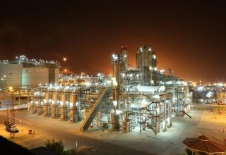 Production of chemical, petrochemical products in Iran spikes