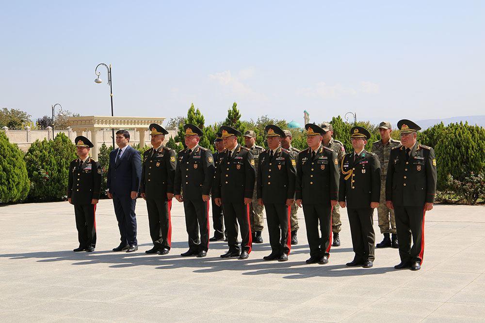ВВС Азербайджана и Турции совершили совместные полеты над Нахчываном (ФОТО) - Gallery Image