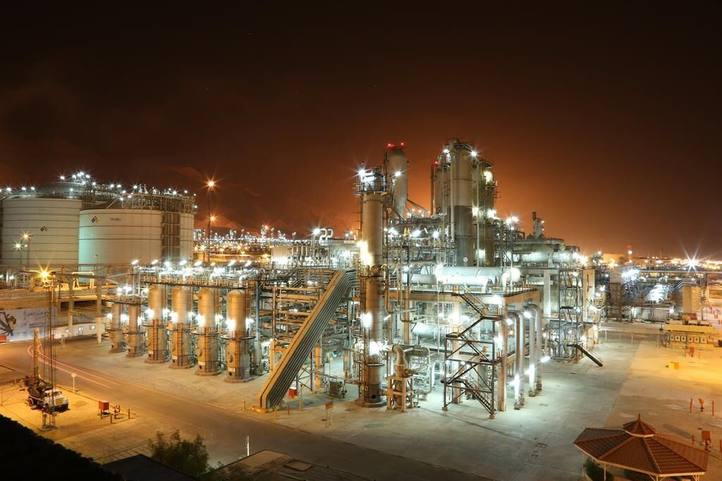 Iran enlarges petrochemicals production