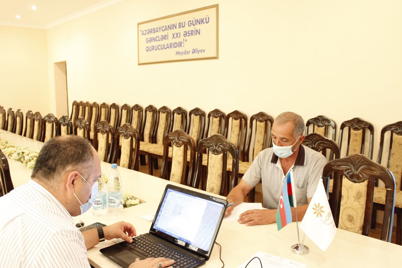 Self-employed SMEs in Azerbaijan provided state support in business planning (PHOTO) - Gallery Image