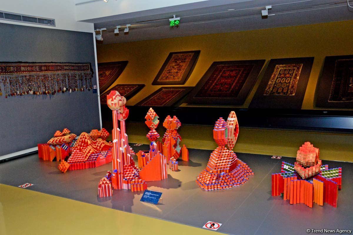 Рок и джаз среди азербайджанских ковров