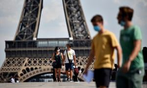France reports 32,427 new COVID-19 infections, hitting another one-day high