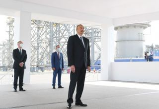 President Aliyev: Key part of Azerbaijan's economy associated with oil and gas sector, and this to be case for many years to come