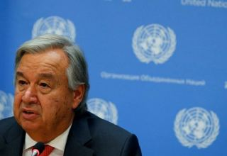 UN chief appeals for global solidarity at UN General Assembly