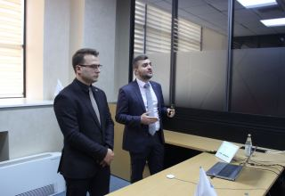 Azerbaijan's AzInTelecom improving cloud technologies (PHOTO)
