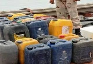 Fuel smuggling from Iran to Afghanistan down