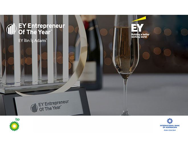 EY Azerbaijan officially announces the start of the 'EY Entrepreneur Of The Year™' 2020-2021 competition