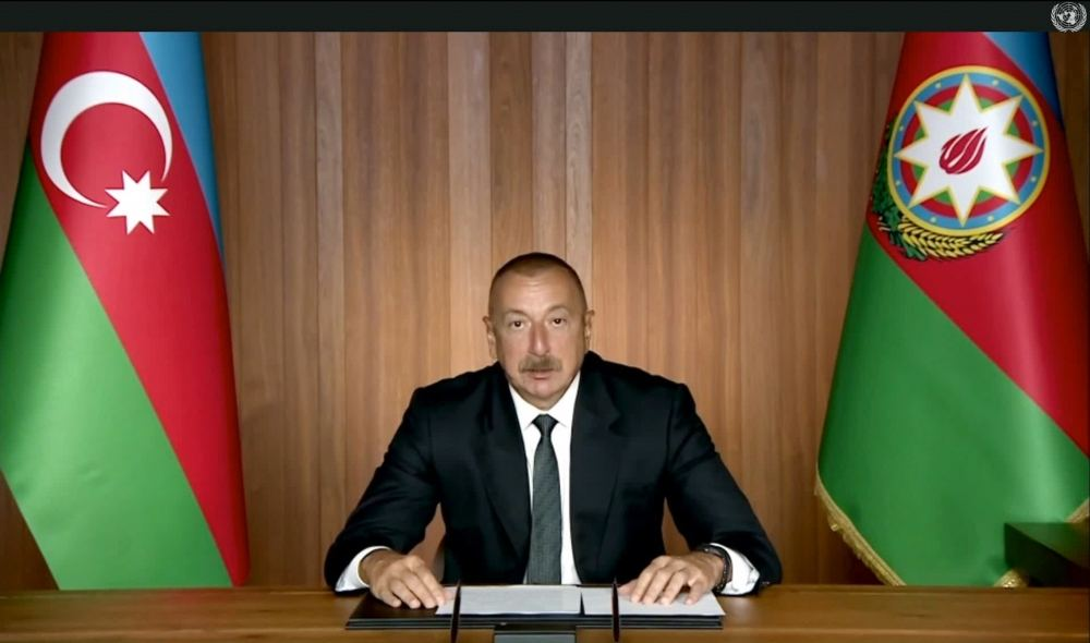 Azerbaijani president: Development of democracy and human rights protection among top priorities of our government
