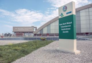 New residents in Azerbaijan's Balakhani Industrial Park
