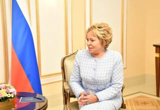 Valentina Matviyenko: Azerbaijan has been and remains strategic partner for Russia