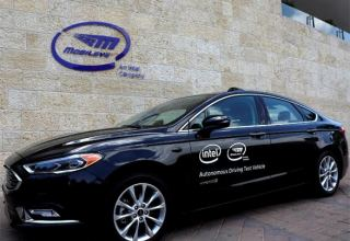 Israel's Mobileye, Dubai's Habtoor partner on self-driving cars
