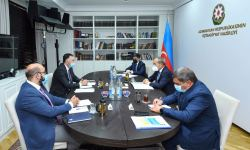 Azerbaijan, ADB discuss prospects for expanding cooperation (PHOTO) - Gallery Thumbnail