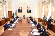 Azerbaijani Cabinet of Ministers discusses budget-related issues (PHOTO) - Gallery Thumbnail