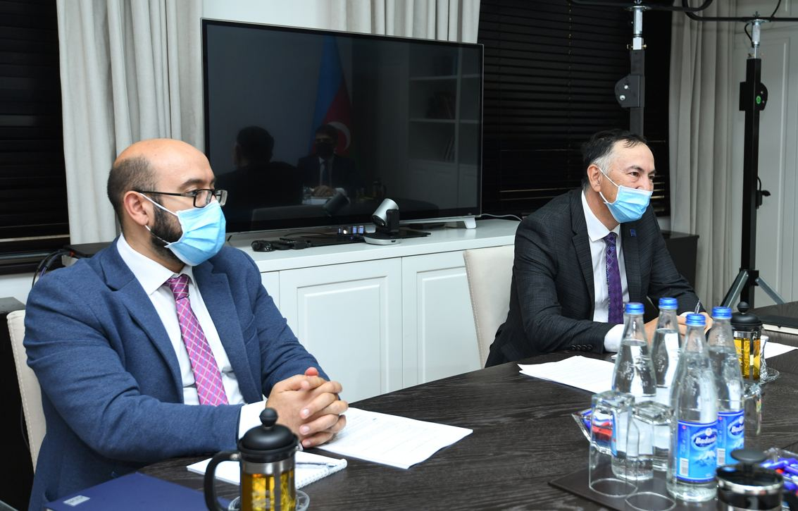 Azerbaijan, ADB discuss prospects for expanding cooperation (PHOTO) - Gallery Image