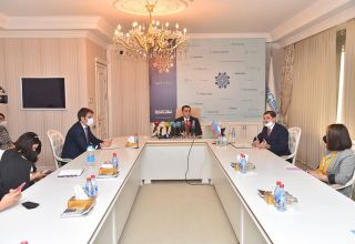 Electronic Water Portal launched in Azerbaijan (PHOTO)