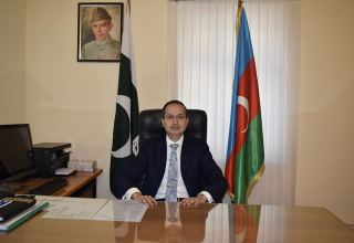Azerbaijan liberates its territories from occupation by successful operation, says ambassador of Pakistan