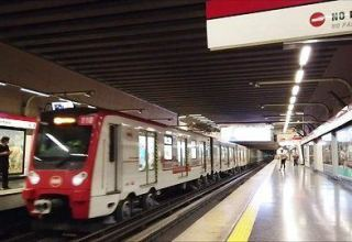 Chilean capital's metro in full operation after damage from social unrest