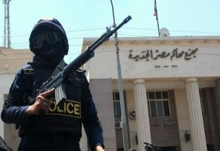 3 policemen, 4 prisoners dead in foiled jailbreak attempt in Egypt