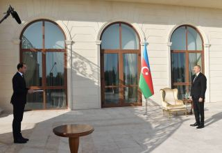 President Ilham Aliyev: There is a very high-level partnership between the European Union and Azerbaijan