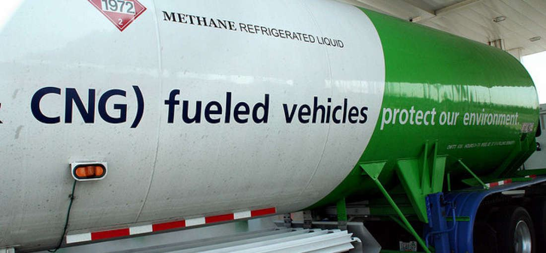 CNG based vehicles could reduce fuel prices in Iran