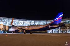 Rusiya aviaşirkəti aylar sonra Bakıya ilk uçuşunu etdi (FOTO) - Gallery Thumbnail