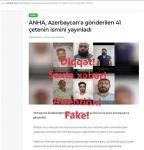 Армяне продолжают провокации против Азербайджана (ФОТОФАКТ) - Gallery Thumbnail